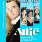Alfie (DVD, 2005, Full Screen Version)