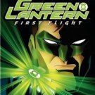 The Green Lantern - First Flight (DVD, 2009)