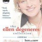 Ellen DeGeneres: The Beginning/Here and Now (DVD, 2005, 2-Disc Set)