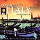 Romantic Italy by Luciano Pavarotti (CD, Jan-2006, Laserlight (USA))