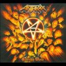 Worship Music by Anthrax (CD, Sep-2011, Megaforce)