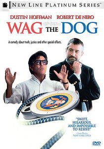 Wag the Dog (DVD, 1998)