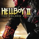 Hellboy II: The Golden Army (DVD, 2008, Full Frame)