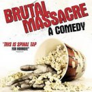 Brutal Massacre: A Comedy (DVD, 2008)