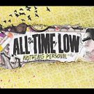 Nothing Personal by All Time Low (CD, Jul-2009, Hopeless)