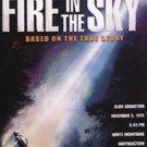 Fire in the Sky (DVD, 2004)