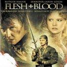 Flesh and Blood (DVD, 2004)