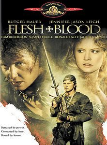 Flesh and Blood (DVD, 2004)