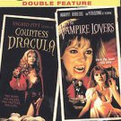 Countess Dracula/The Vampire Lovers - Midnite Movies Double Feature (DVD, 2003)