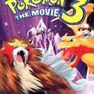 Pokémon the Movie 3 (DVD, 2001)