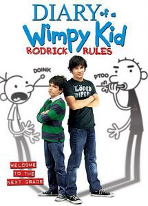 Diary of a Wimpy Kid: Rodrick Rules (DVD, 2011)