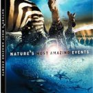 Nature's Most Amazing Events (DVD, 2009)