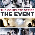 The Event: The Complete Series (DVD, 2011, 5-Disc Set)