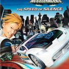 Hot Wheels AcceleRacers Vol. 2: The Speed of Silence (DVD, 2005)