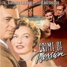 Crime of Passion (DVD, 2003)
