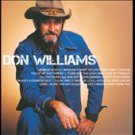 Icon by Don Williams (CD, Aug-2010, MCA Nashville)