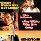 Every Which Way But Loose/Any Which Way You Can/Honkytonk Man (DVD, 2008)