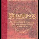 The Lord of the Rings: Fellowship of the Ring - The Complete Recordings [CD &...