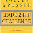 The Leadership Challenge (2008, Paperback)