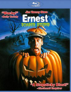 Ernest Scared Stupid (Blu-ray Disc, 2011)