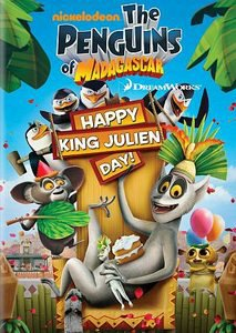 The Penguins of Madagascar: Happy King Julien Day! (DVD, 2010)
