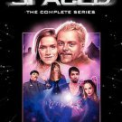 Spaced: The Complete Series (DVD, 2008, 3-Disc Set)