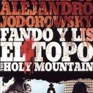 The Films of Alejandro Jodorowsky (DVD, 2007, 4-Disc Set)