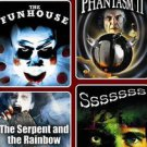 Cult Horror Collection: 4 Film Favorites (DVD, 2011, 2-Disc Set)
