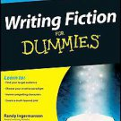 Writing Fiction For Dummies by Peter Economy and Randy Ingermanson (2009,...