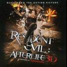 Resident Evil: Afterlife 3D by Tomandandy (CD, Sep-2010, Milan)