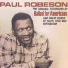 Ballad for Americans by Paul Robeson (CD, Mar-1990, Vanguard)