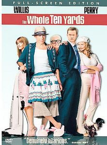 The Whole Ten Yards (DVD, 2004, Full-Screen)