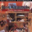 Hank Williams, Jr.'s Greatest Hits, Vol. 2 by Jr. Hank Williams (CD, Feb-1994...