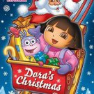 Dora the Explorer - Dora's Christmas! (DVD, 2009)