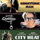 Honkytonk Man/Pink Cadillac/City Heat (DVD, 2006, 2-Disc Set)