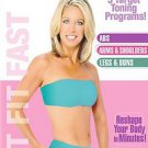 Denise Austin - Get Fit Fast (DVD, 2005)