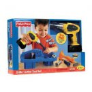 Fisher-Price Drillin' Action Tool Set NEW