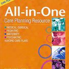 All-in-one Care Planning Resource by Pamela L. Swearingen (2011, Paperback)
