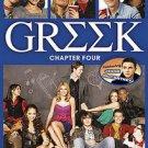 Greek: Chapter Four (DVD, 2010, 3-Disc Set)