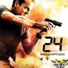 24: Redemption (DVD, 2009, 2-Disc Set, Director's Cut; Checkpoint, Sensormatic)
