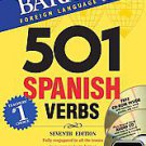 Barron's 501 Spanish Verbs by Christopher Kendris and Theodore Kendris (2010,...