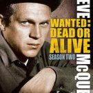 Wanted Dead Or Alive - Season 2 (DVD, 2010, 4-Disc Set)