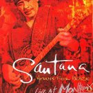 Santana - Hymns for Peace: Live at Montreux 2004 (DVD, 2007, 2-Disc Set)