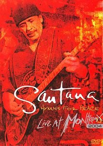 Santana - Hymns for Peace: Live at Montreux 2004 (DVD, 2007, 2-Disc Set)