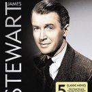 James Stewart: Screen Legend Collection (DVD, 2007, 3-Disc Set, Franchise...