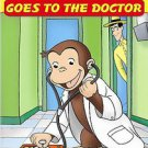 Curious George Goes to the Doctor and Lends a Helping Hand (DVD, 2008)