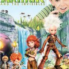 Arthur and the Invisibles (DVD, 2007, Widescreen)