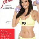 Perfect 10 Fitness - Pilates, Ball & Floor Work, Yoga & Meditation (DVD, 2007)