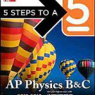 5 Steps to a 5 Ap Physics B&c, 2012-2013 by Joshua Schulman and Greg Jacobs...