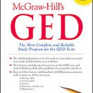 McGraw-Hll's GED: The Most Complete and Reliable Study Program For The GED...
